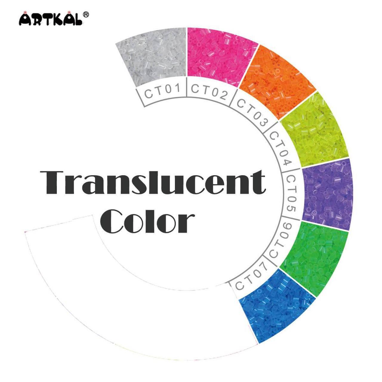 Translucent Colours